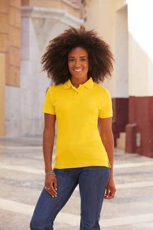 Lady Fit Poloshirt