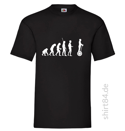 Evolution Segway T-Shirt