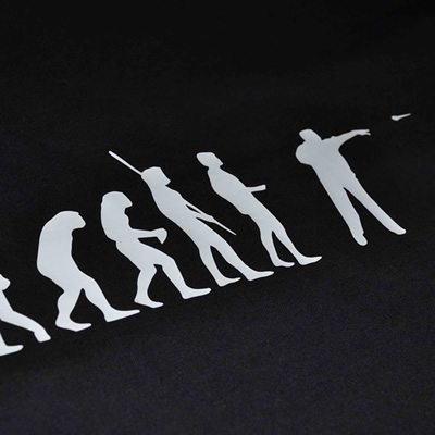 Evolution Dart T-Shirt